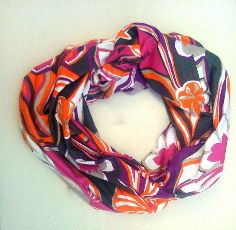 Geschlossener Schal