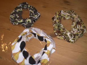 Geschlossene Schals